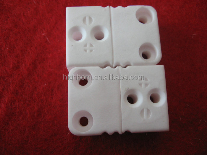 Electrical Ceramic Porcelain Terminal Block