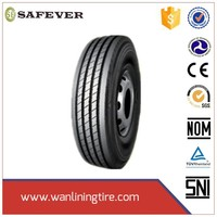 tubeless truck tyre 315/80r22.5 tires with DOT SONCAP GCC BIS approved
