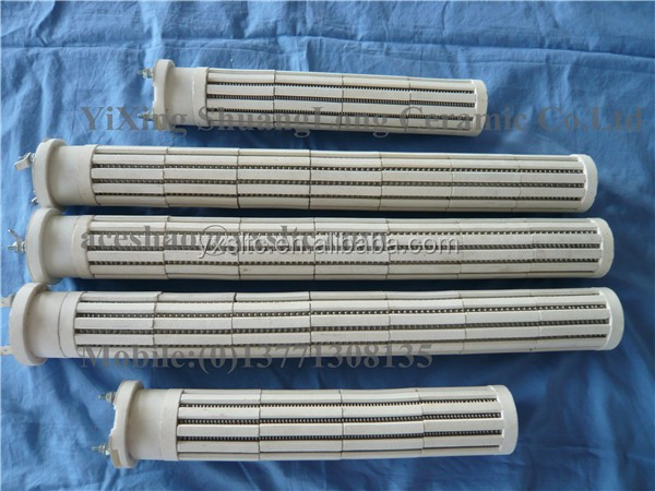 ceramic crucible industrial heating rods electric conductive silicon carbide rod