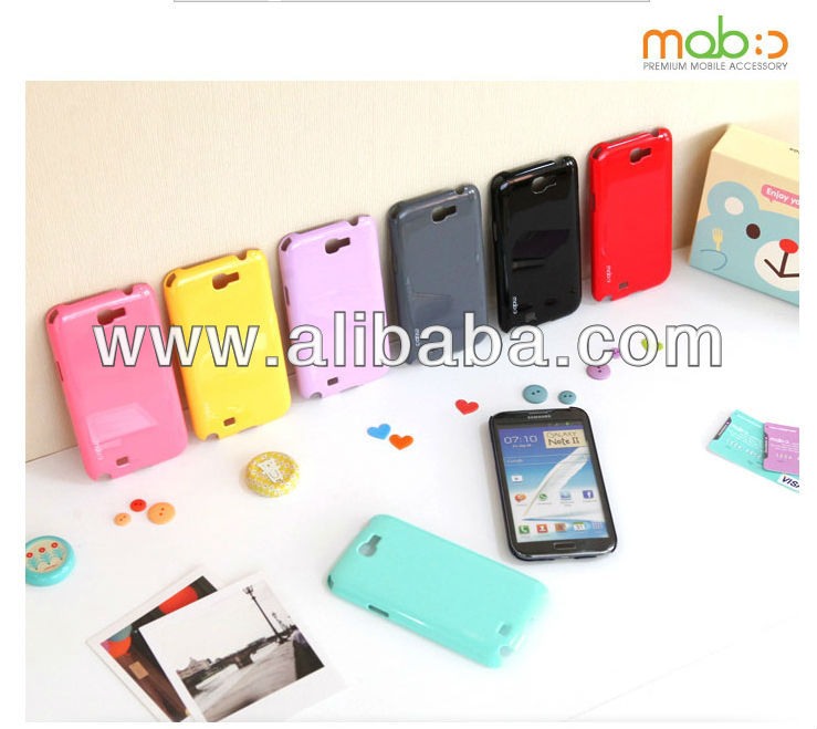 Colorful HARD Case for Galaxy Note 2