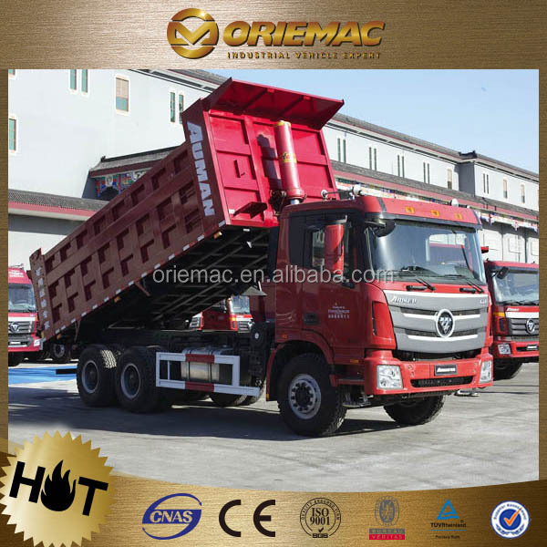 Foton Auman 6X4 cheap tipper truck / auto accessories for sale