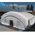 Giant White Inflatable Marquee / Event Air Tent In Sewing Technology