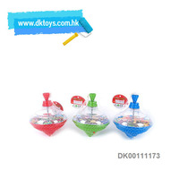 Music And Light Peg Top Toy