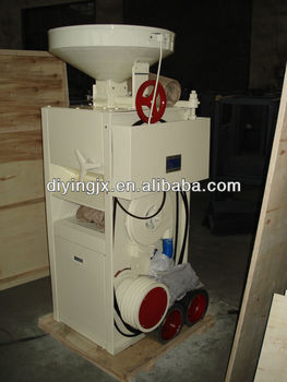 SB-30 Compact rice mill machinery