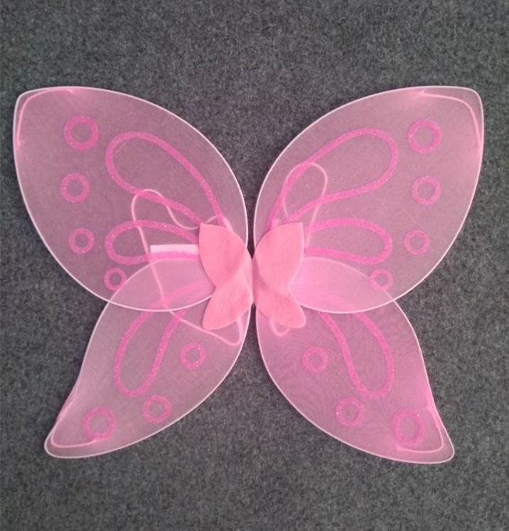 Princess Angle Fairy Butterfly Wing Birthday Party Supplies Kids Party Supplies in China