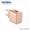 2017 unique Design OEM 1A usb wall charger,portable wall charger 1A mobile phone portable charger accessories