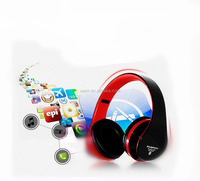 V4.1 foldable 10m noise cancelling wireless bluetooth headset