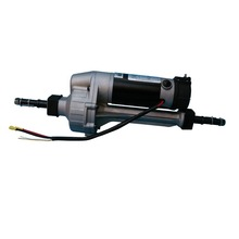 24V 500W Differential dc Motor for Electrical Vehicle Drive Wheel