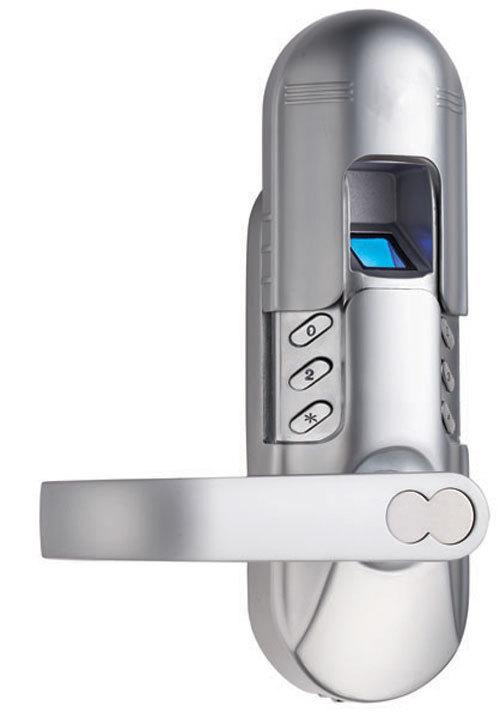 Get Quotations · Biometric Fingerprint Door Lock Finger Print Locks |  Keypad Lock | Keypad Door Locks With Single