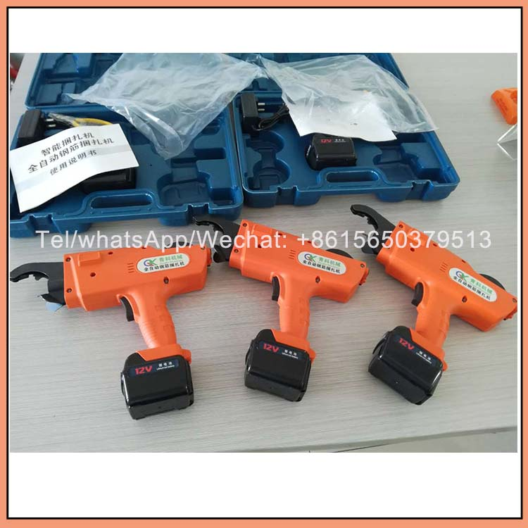 building material rebar tying small industrial machine