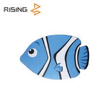 Fish-Shaped Eva Kick Swim Board Kids Training Swimming Kickboard