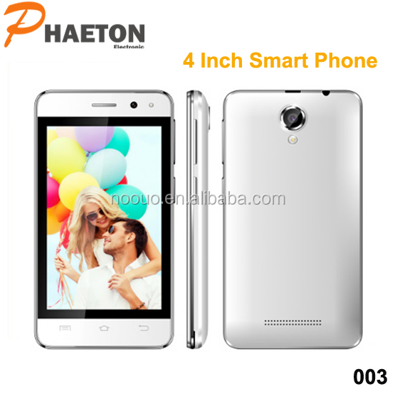 Hot sale in south america 3G 4.0 android mobile phone/blu cell phone dual sim card facebook GSM blu mobile phone