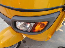 Bajaj three-wheeled light commercial licensed motorcycle