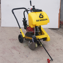 New model GFS350 80mm cutting depth asphalt road cutter with best price