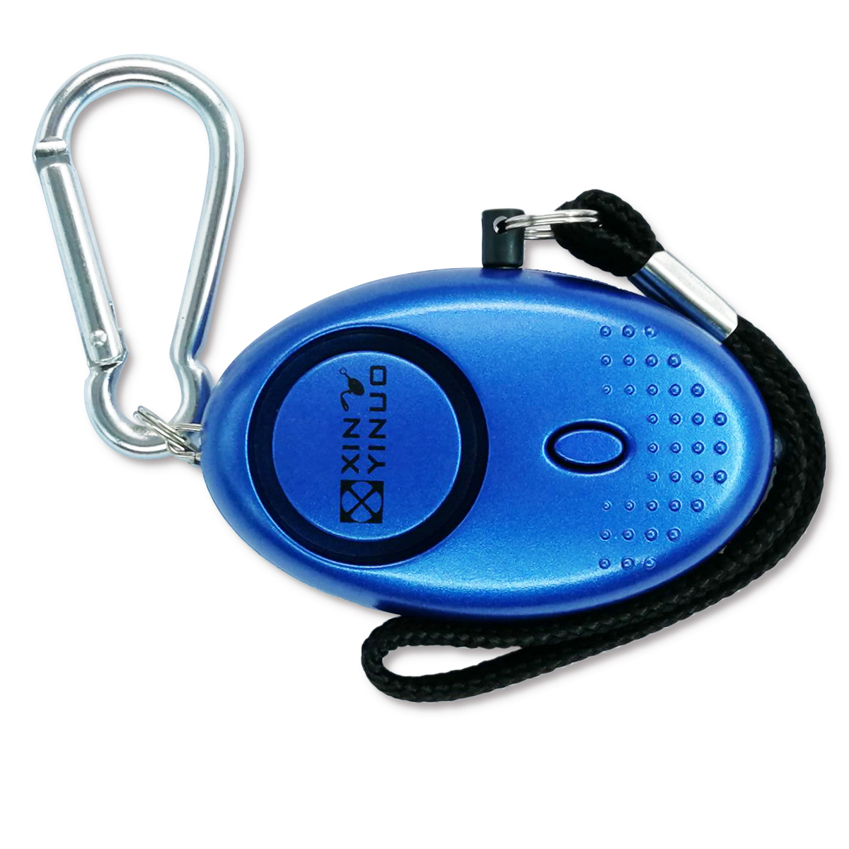 Wholesale OEM 140dB SOS personal attack safety security keyring keychain alarm personal safety