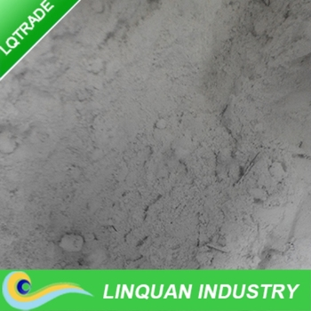 Refractory castable for hot iron ladle