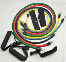 High Quality Wholesale 11 Piece Resistance Bands