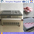 500mm flat pan Thailand rolled fried ice cream rolling machine price
