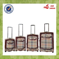 hebei famous brand trolley suitcase with 16inch bag for children