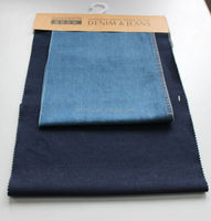 100%cotton imitate knitting denim fabric