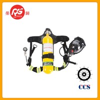 Self contained breathing apparatus scba equipment