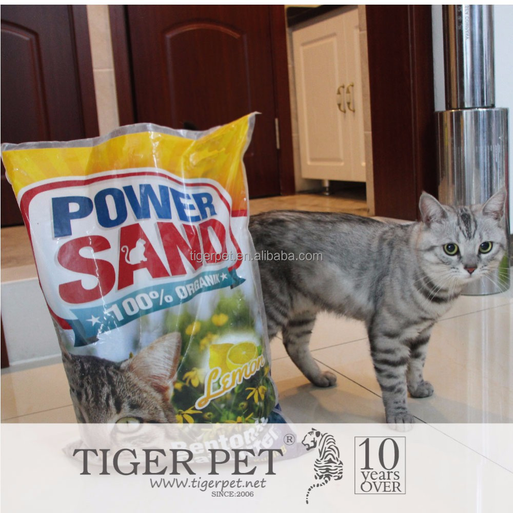 Sand Cat Pet Cat Litter Boxes Crystal Silica Gel
