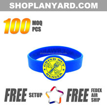 fundraising rubber bracelets canada customized