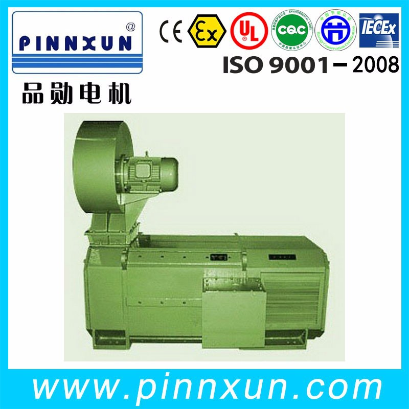 China manufacturer Z4 Series DC Electric Gear Motor