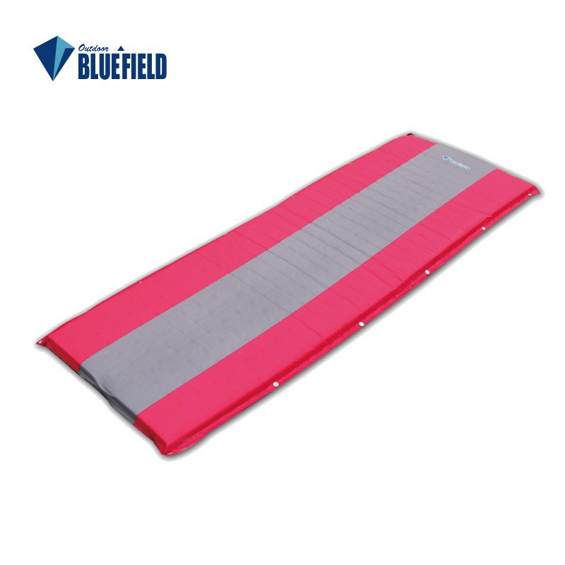 Self Inflating Nap Mat Memory Foam Sleeping Pad Waterproof