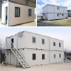 Export to Malaysia 20ft welding container house