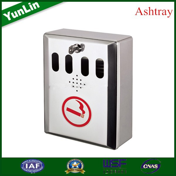 Hot selling outdoor high quality metal timed cigarette box