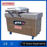 Double Chamber Vacuum machinery for flat Bread box packing