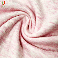 Factory Outlet soft and smooth cotton spandex knit vest yarn dye fabric
