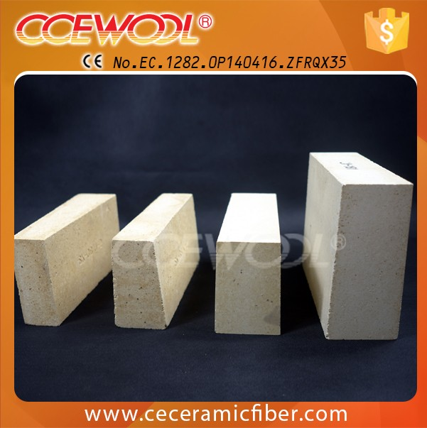 CCEWOOL ASTM sk32 high alumina insulation refractory brick