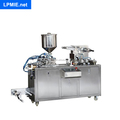 Small scale mini type automatic chocolate liquid blister packing machine