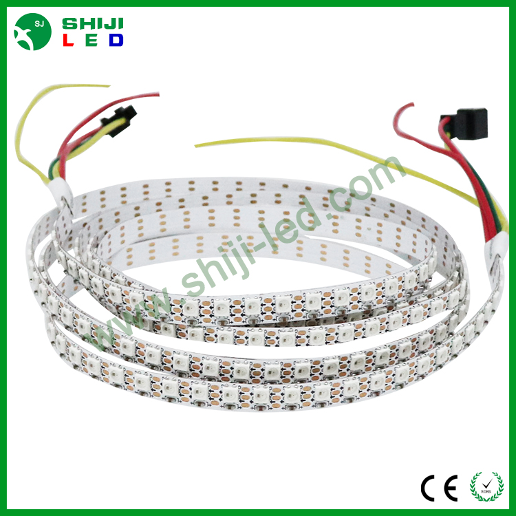 144 leds dream color RGB led strip Cuttable sk6812 3535 smd