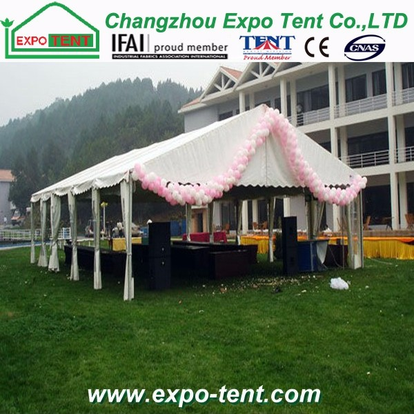 Expo big wedding tent for events