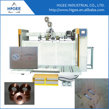 Semi-auto Carton box making machine stitching machine stapler corrugated cardboard stapling machine