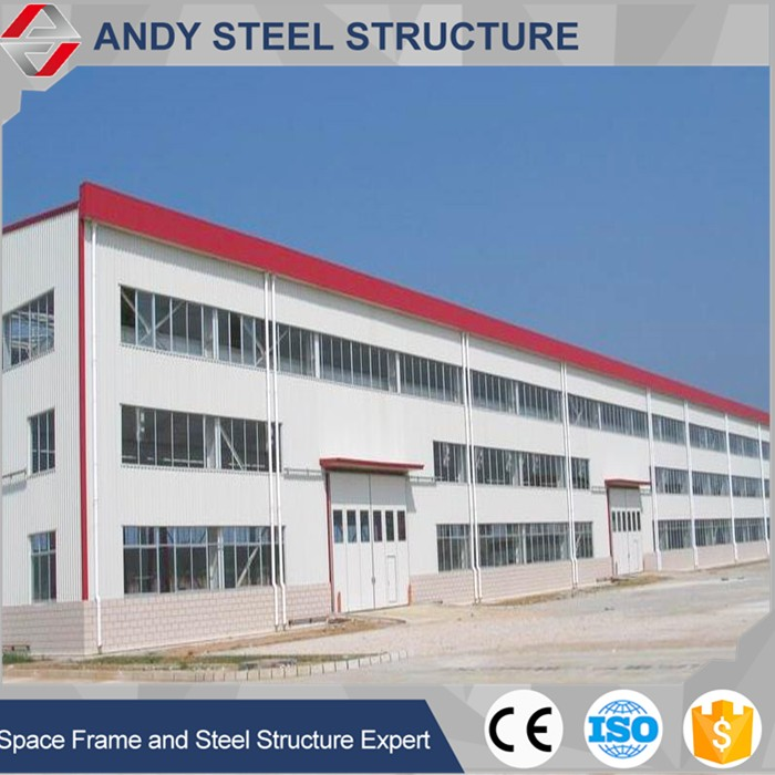 Good quality custom steel H beam warehouse/workshop building