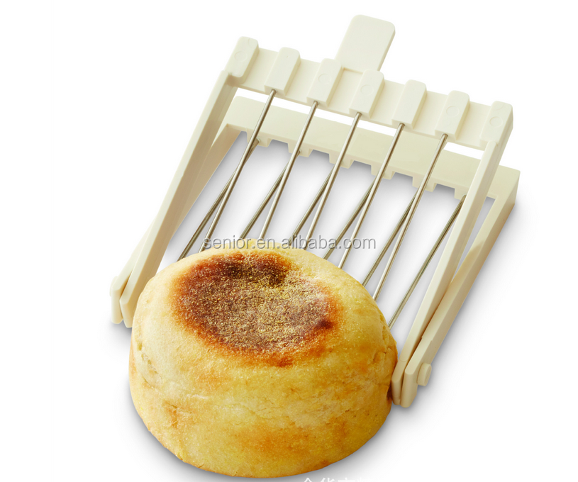 Household Muffin Master Splitter Bread Tong Splitting Tool Food Clip