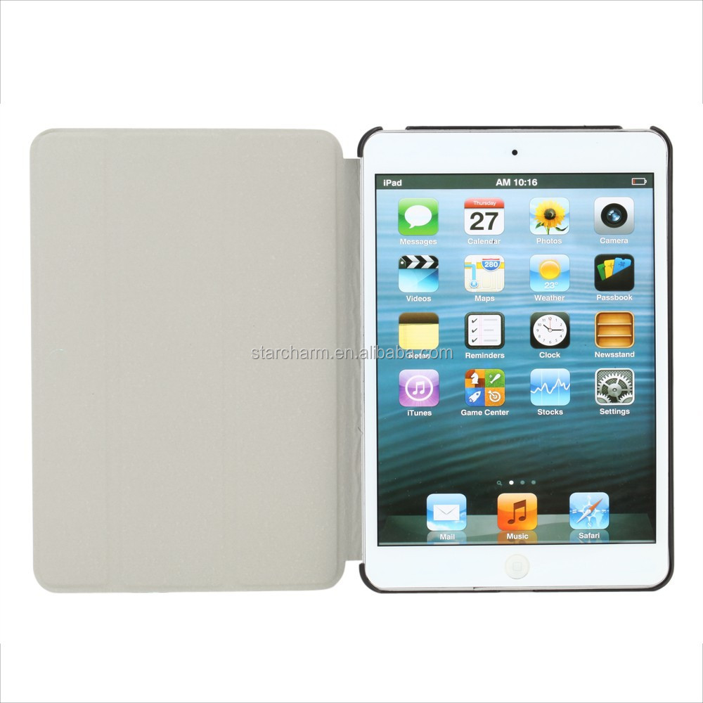 Leather smart flip case cover for Ipad Air, for Ipad air cover