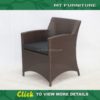 All Weather Wicker Outdoor Furniture Outside Garden Patio Chairs