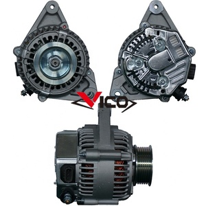 Car Alternator Lester 13558 101211-5620 101211-9060 101211-9100 Fits ES300 Avalon Camry V6 3.0L