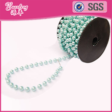 Plastic Pearl Beads String ABS Pearl Jewelry Wholesale Plastic Pearl Beads Strand