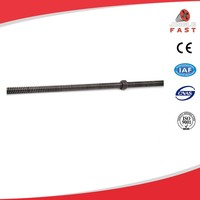 Alibaba popular Carbon steel zinc plated 8.8 thread rod
