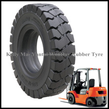 General Service 7.50-16 Solid Forklift Tire 7.50x16 75016 750x16 No flat traction tires