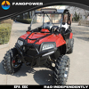 FANGPOWER 4 wheel motorcycles ,400cc sport utility vehicle