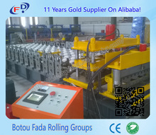 Glazed Tile Rolling Forming Colorful Stone Coated Metal Roof Tile Making machine