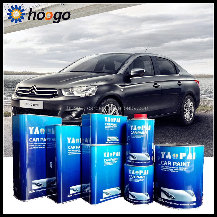 Yaopai solid color auto paint (2k color)-car paint