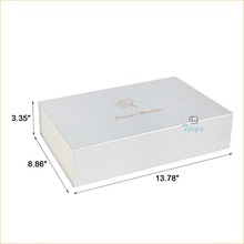 large cardboard dress storage packing wedding boxes